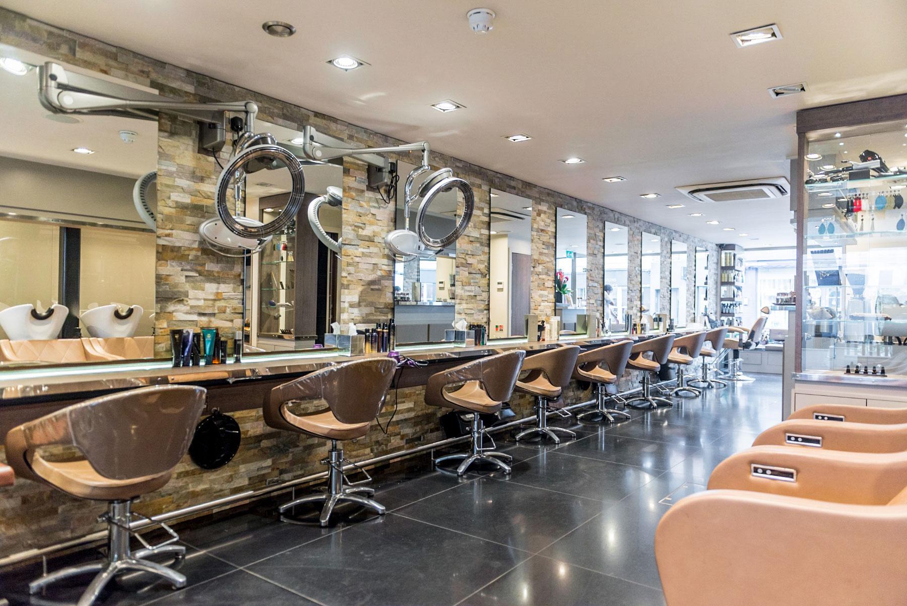 Rys Hair and Beauty Salon Chelsea